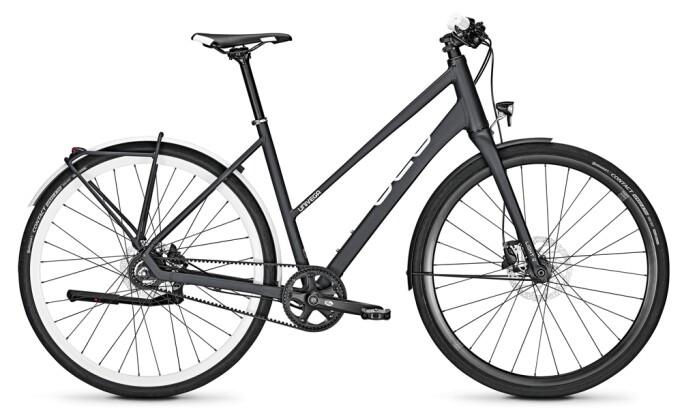 Citybike Univega GEO LIGHT TEN phantomgrey Trapez 2020