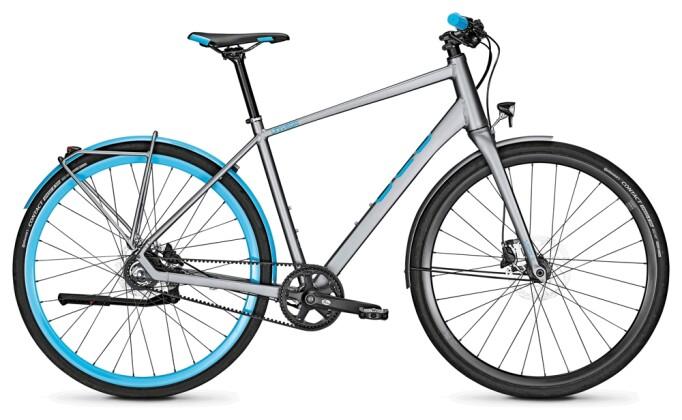 Citybike Univega GEO LIGHT TEN steelgrey Diamant 2020