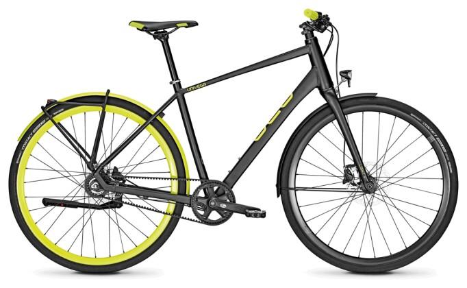Citybike Univega GEO LIGHT TEN magicblack Diamant 2020