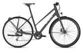 Trekkingbike Univega GEO LIGHT NINE steelgrey Trapez