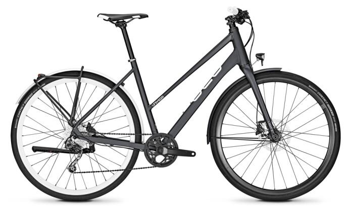 Trekkingbike Univega GEO LIGHT NINE steelgrey Trapez 2020