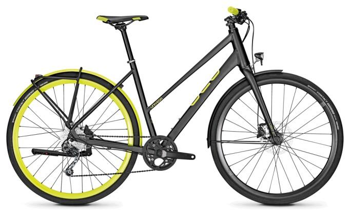Trekkingbike Univega GEO LIGHT NINE magicblack Trapez 2020