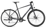 Trekkingbike Univega GEO LIGHT NINE phantomgrey Diamant