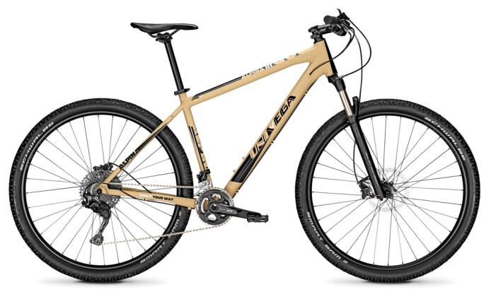 Mountainbike Univega ALPINA LTD 2020