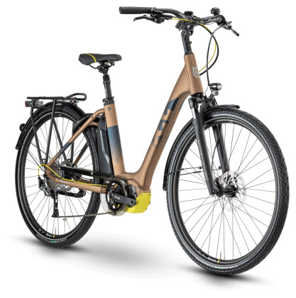 E-Bike Husqvarna Bicycles Gran City 3 2020