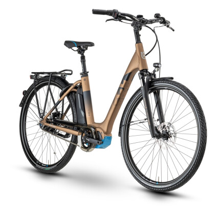 E-Bike Husqvarna Bicycles Gran City 2 FW 2020