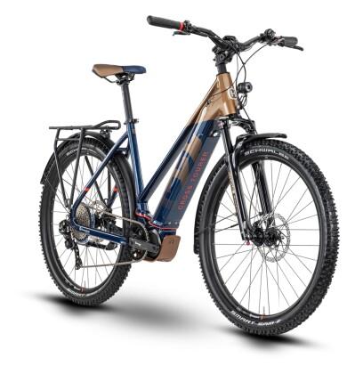 E-Bike Husqvarna Bicycles Cross Tourer 6 D 2020