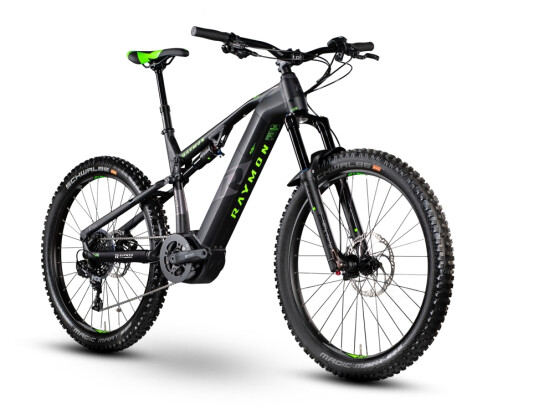E-Bike Raymon E-SevenTrailRay LTD 1.0 2020