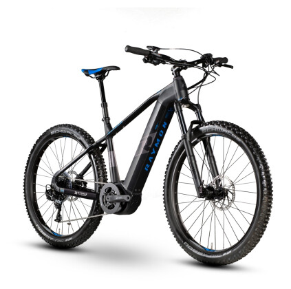 E-Bike Raymon E-SevenRay LTD 1.0 2020