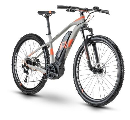 E-Bike Raymon HardRay E-Nine 5.0 2020