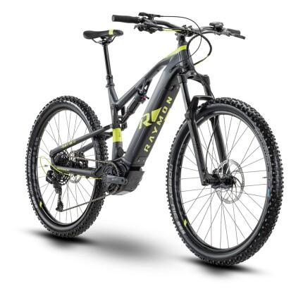 E-Bike Raymon FullRay E-Nine 7.0 2020