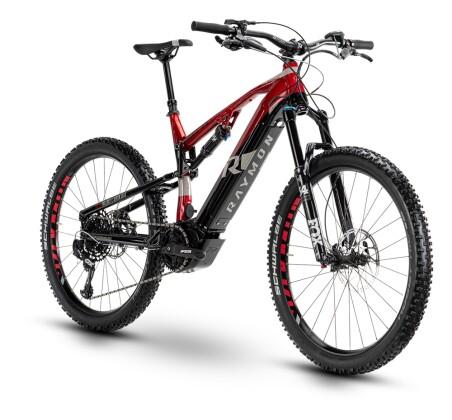 E-Bike Raymon FullRay E-Nine 10.0 2020