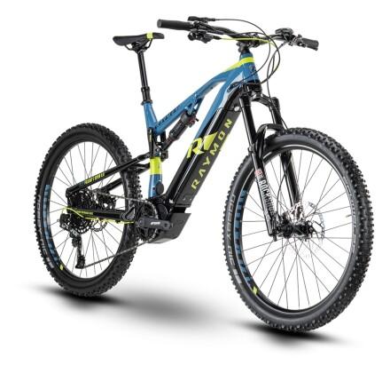 E-Bike Raymon FullRay E-Nine 9.0 2020