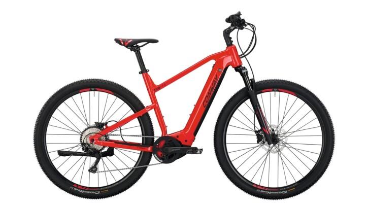 E-Bike Conway Cairon X 300 schwarz,rot 2020