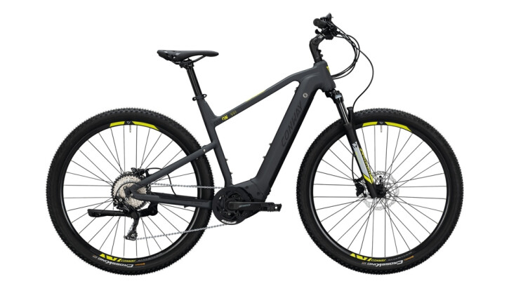E-Bike Conway Cairon X 300 schwarz,grau 2020