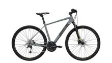 Crossbike Conway CS 400 schwarz,grau