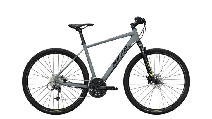 Crossbike Conway CS 400 schwarz,grau 2020