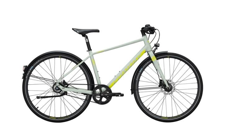 Crossbike Conway URB C 601 gelb,grau 2020