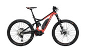 E-Bike Conway eWME 627 schwarz,rot