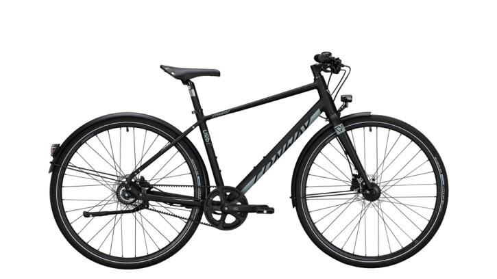 Crossbike Conway URB C 601 schwarz 2020