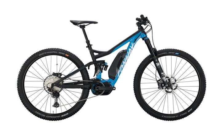 E-Bike Conway eWME 629 schwarz,blau 2020