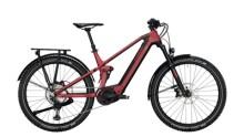 E-Bike Conway Xyron C 427 schwarz,rot