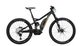 E-Bike Conway eWME 827 MX grün,orange