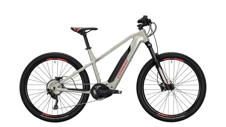 E-Bike Conway Cairon S 327 rot,grau 2020