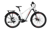 E-Bike Conway Cairon C 827 weiß,rot