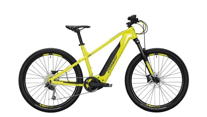E-Bike Conway Cairon S 227 SE 500 schwarz,gelb 2020