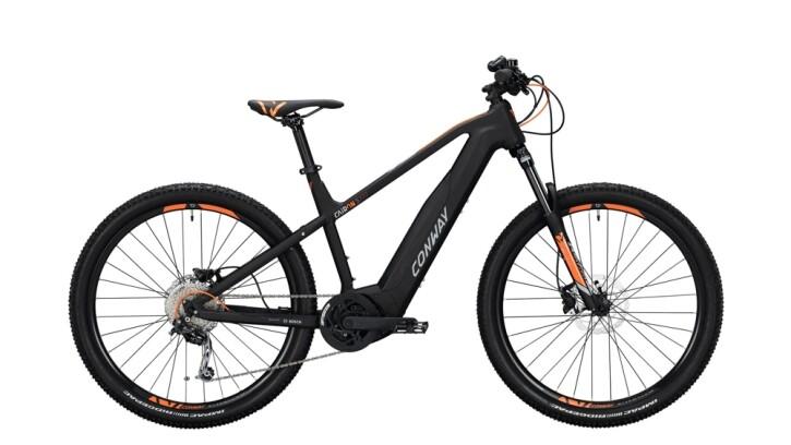 E-Bike Conway Cairon S 227 SE 500 schwarz,orange 2020