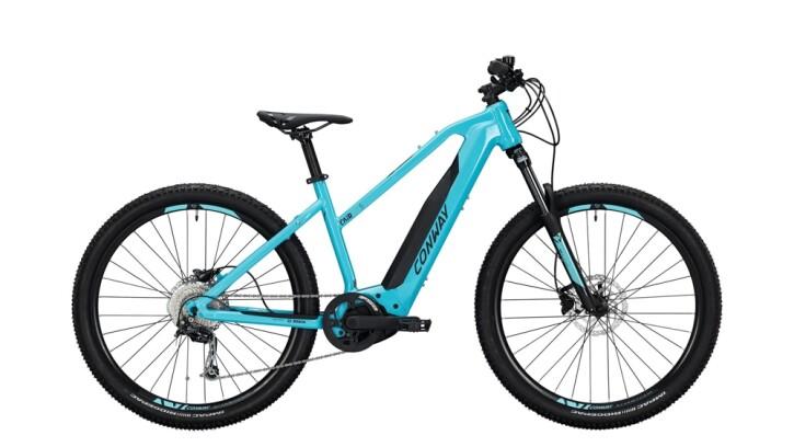 E-Bike Conway Cairon S 227 SE 500 schwarz,blau 2020