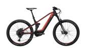 E-Bike Conway Xyron 327 schwarz,rot