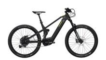 E-Bike Conway Xyron 327 schwarz,grau