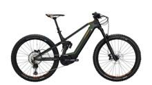 E-Bike Conway Xyron 427 schwarz,grün