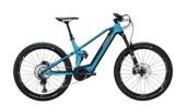 E-Bike Conway Xyron 527 schwarz,blau