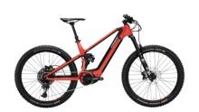 E-Bike Conway Xyron 727 schwarz,rot
