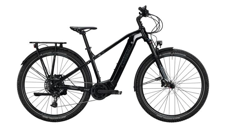 E-Bike Conway Cairon C 729 schwarz 2020