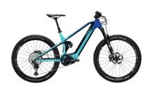 E-Bike Conway Xyron 827 schwarz,blau
