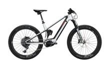 E-Bike Conway Xyron 927 schwarz,silber
