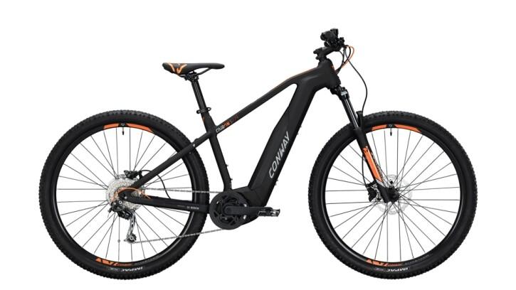 E-Bike Conway Cairon S 229 SE 500 schwarz,orange 2020