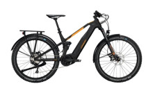 E-Bike Conway Xyron C 227 schwarz,orange