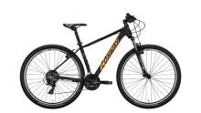 Mountainbike Conway MS 329 schwarz,orange