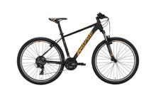 Mountainbike Conway MS 327 schwarz,orange