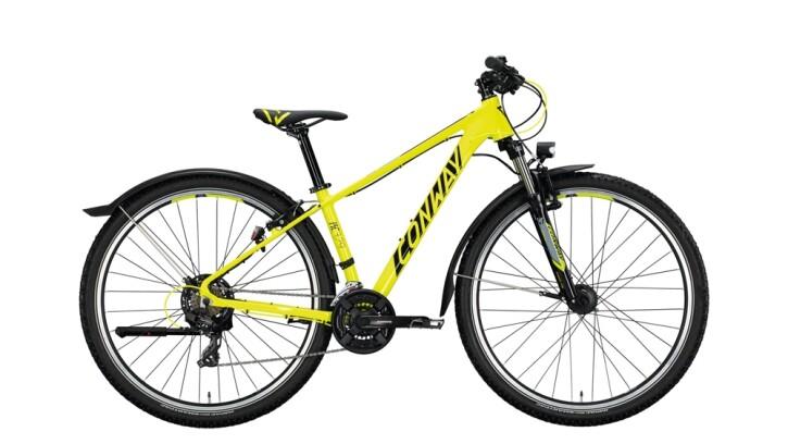 ATB Conway MC 329 schwarz,gelb 2020