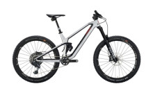 Mountainbike Conway WME 827 schwarz,silber