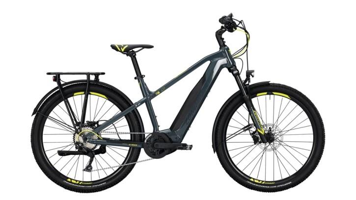 E-Bike Conway Cairon C 427 gelb,grau 2020