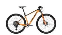 Mountainbike Conway RLC 9 schwarz,orange