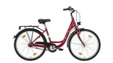 Citybike Excelsior Road Cruiser Alu ND rot