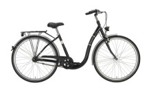 Citybike Excelsior Pagoba ND schwarz